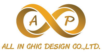 ผ้าม่าน วอลเปเปอร์ ม่านม้วน มู่ลี่ ฉากกั้นห้อง by AP all in chic design